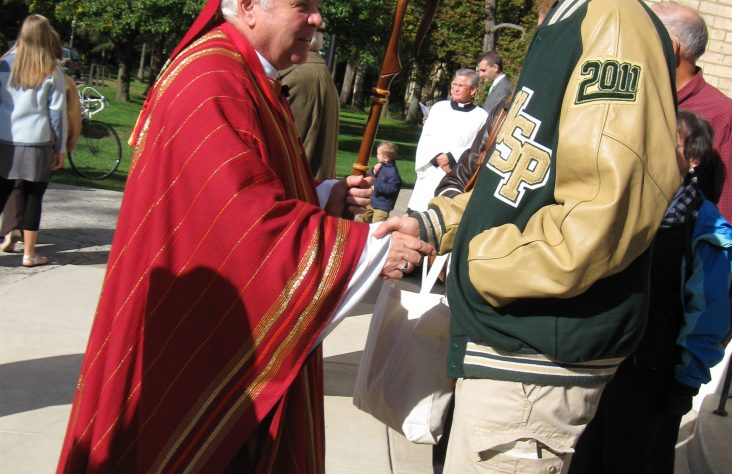 Red Mass celebrated at Basilica of the Sacred Heart