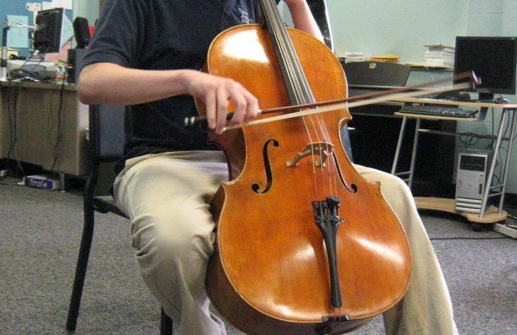 Saint Joseph's High School cellist takes his music to Paris