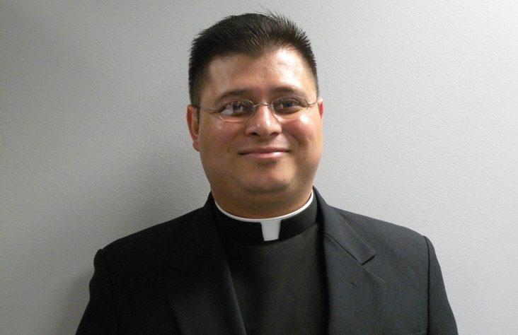 Fernando Jimenez ordained priest for all God's people