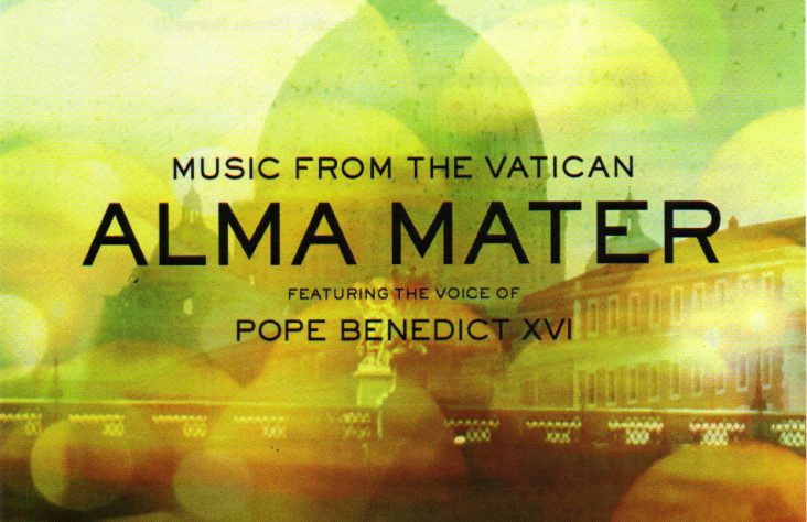 New CD featuring Pope Benedict's voice previewed in Rome