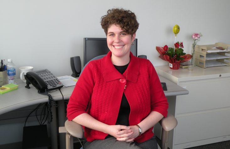 Natalie Kohrman named director of Office of Spiritual Development