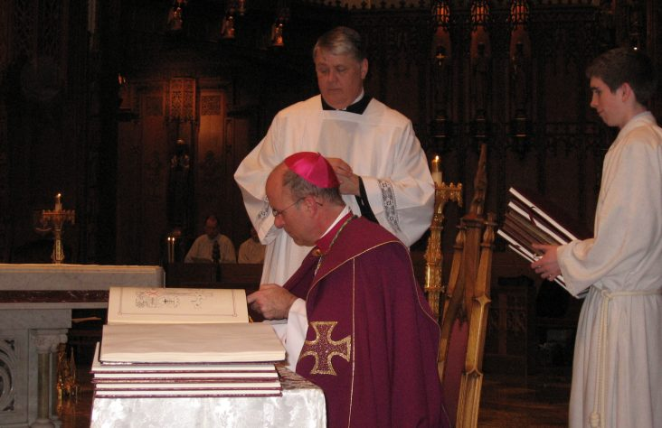 Catechumens, candidates fill cathedral to capacity