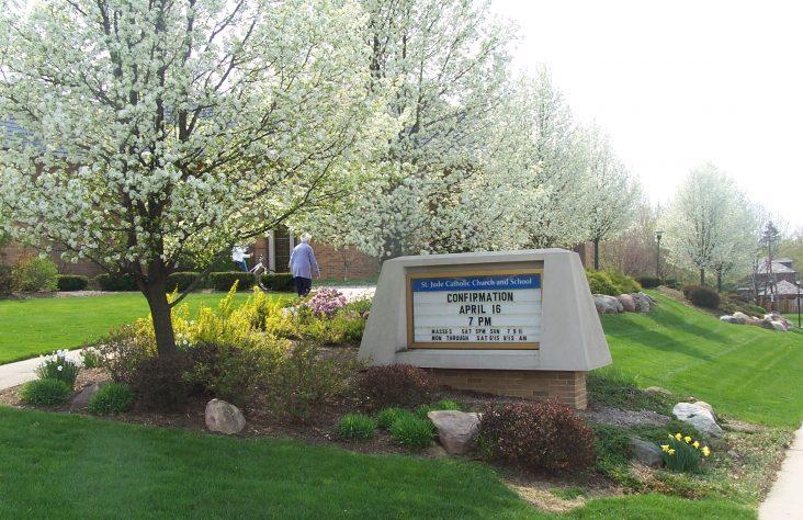 Labor of love keeps St. Jude Parish blooming