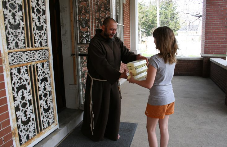 Franciscan Apostolate settles in for service