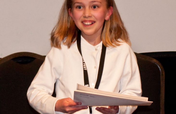 It's onward to National Spelling Bee for Margaret Peterson