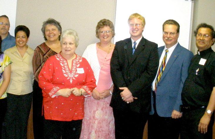 Serrans present Christian Leadership Awards