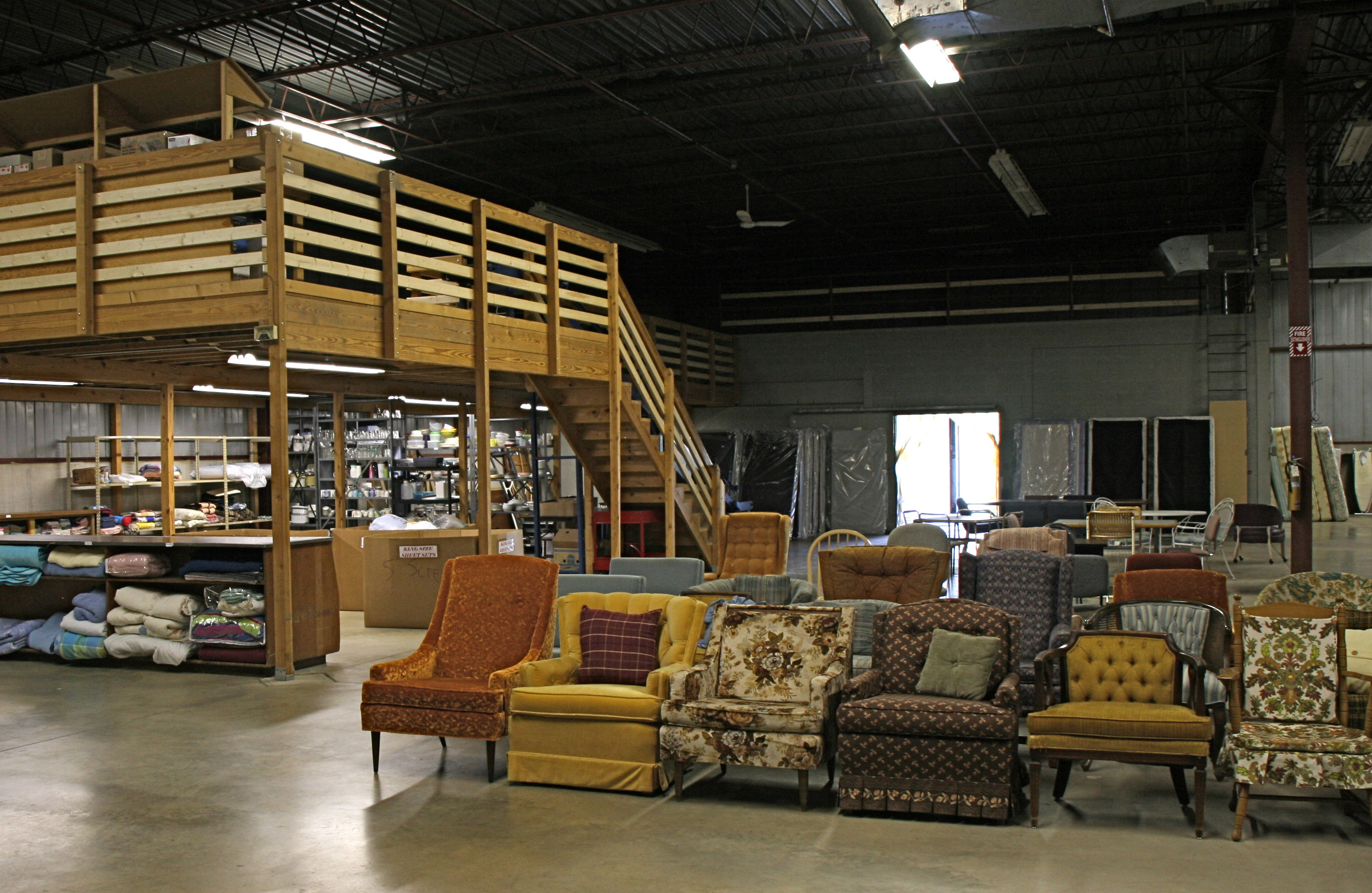 Mustard seed offers household goods for families facing for Furniture depot