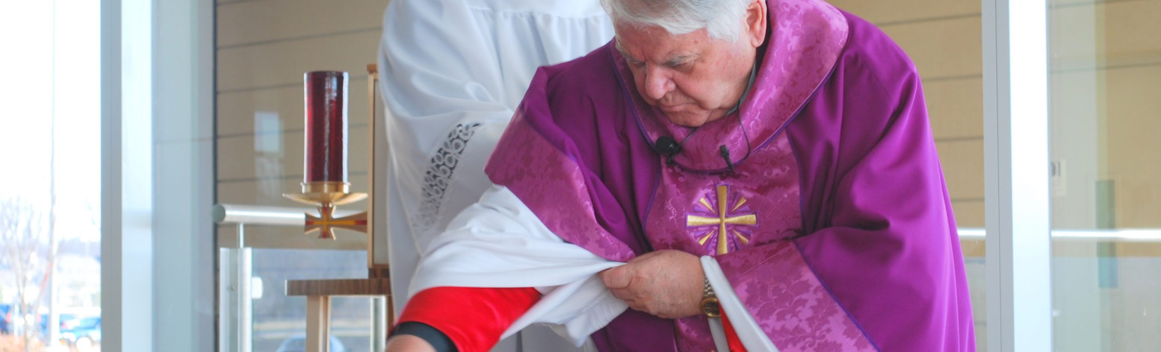 Oils of Chrism — a sign of God's mercy - Today's Catholic