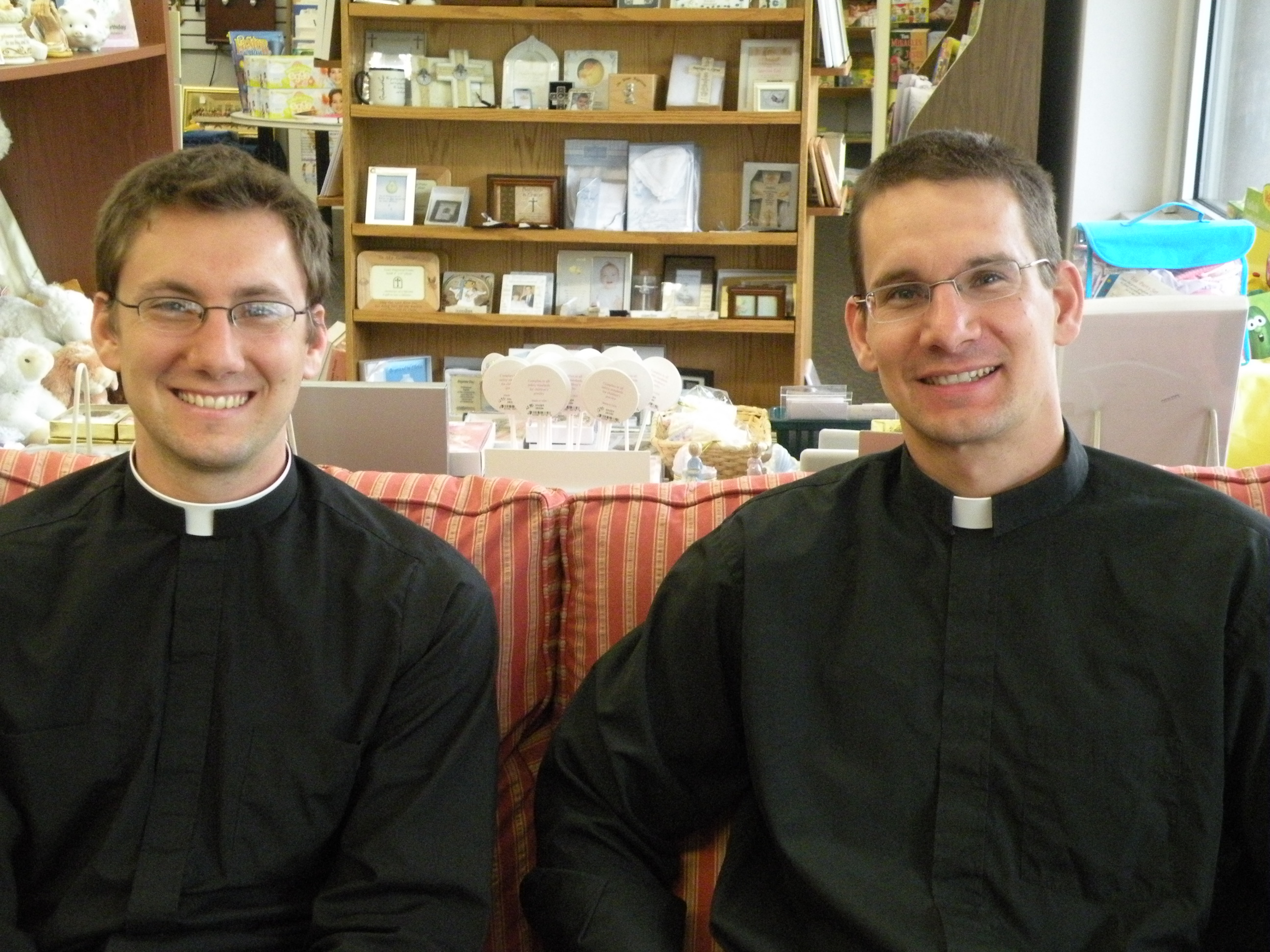 Brothers share priestly fraternity - Today's Catholic