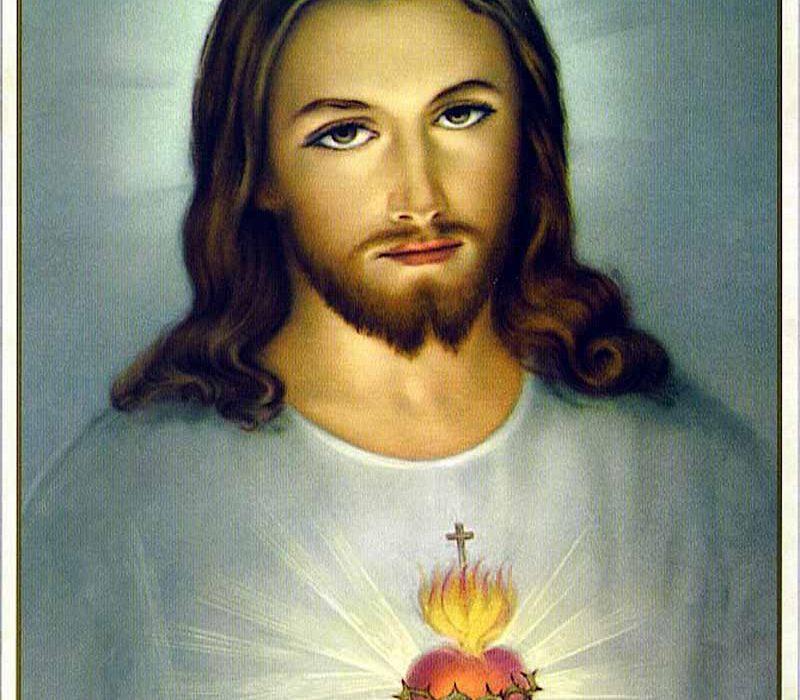 The Sacred Heart of Jesus - Today's Catholic