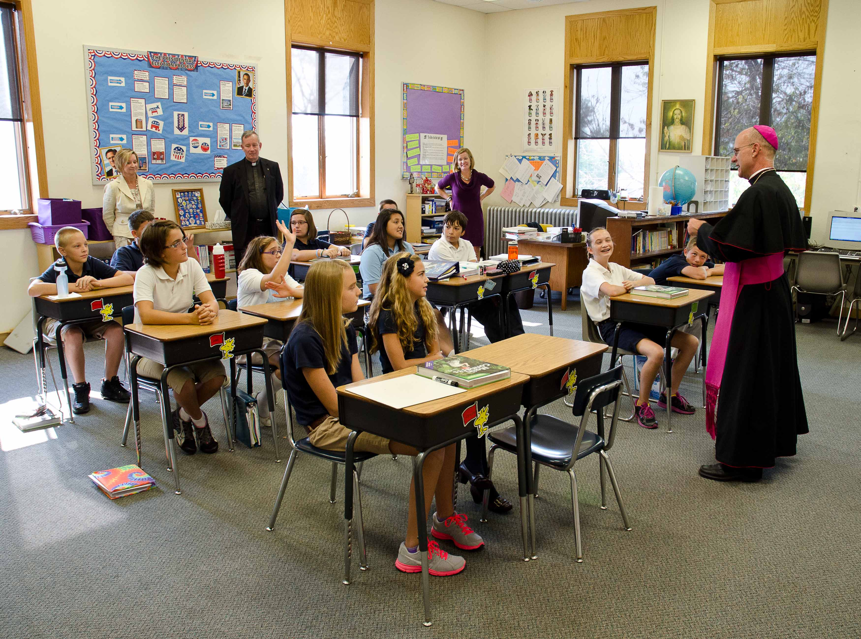 Bishop supports special education initiative at St. Louis ...