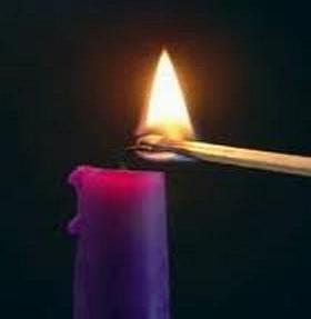 Second candle & Be a light . . . - Todayu0027s Catholic