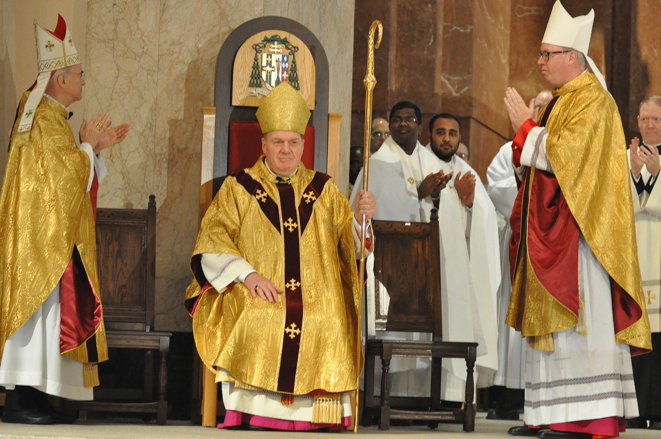 All catholics under obligation of love says indianapolis all catholics under obligation of love says indianapolis archbishop todays catholic m4hsunfo