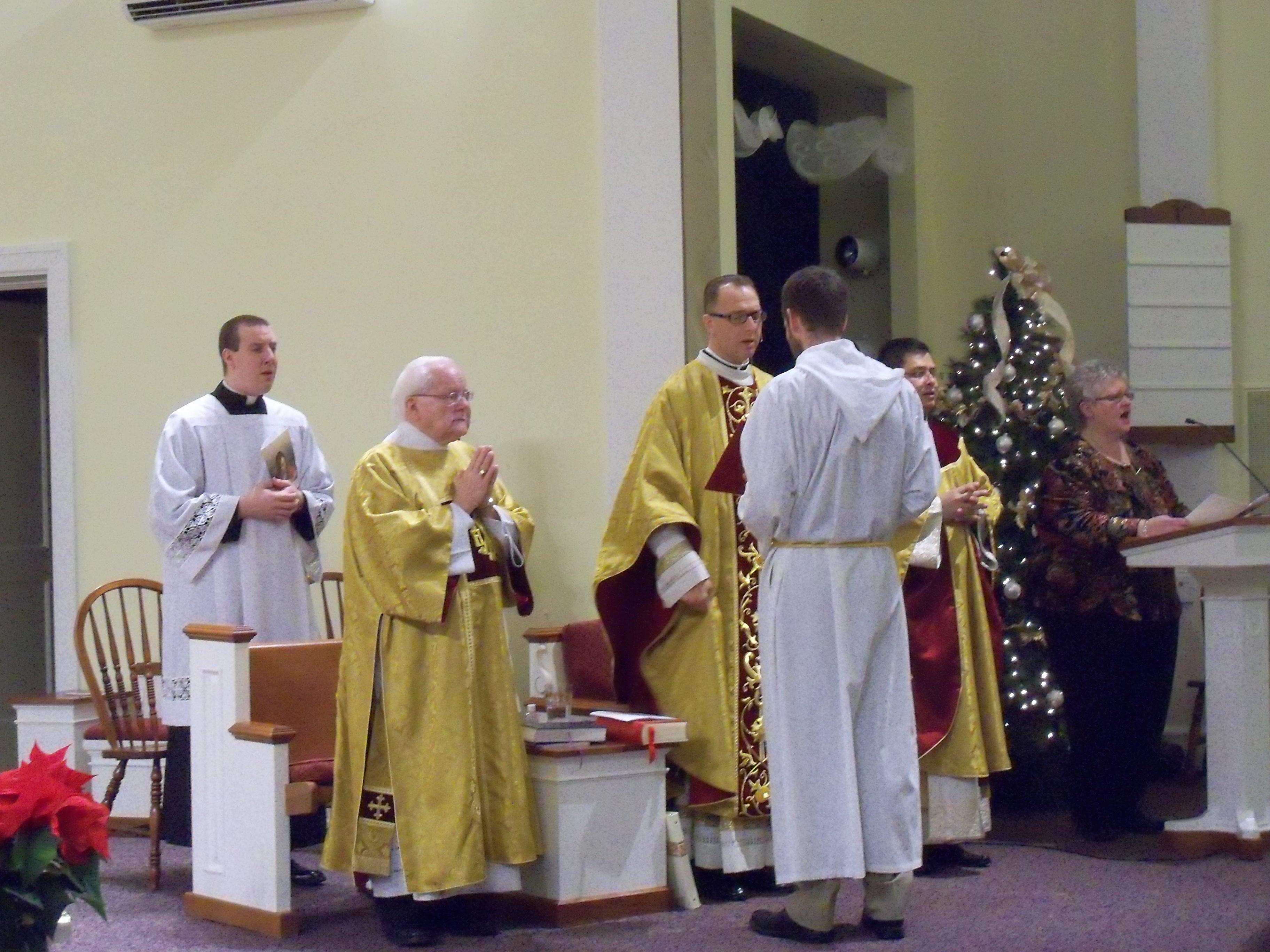 St. John the Evangelist begins 175th anniversary year