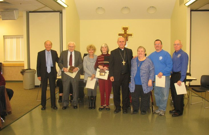 Mass, breakfast with Fort Wayne St. Vincent de Paul Society held