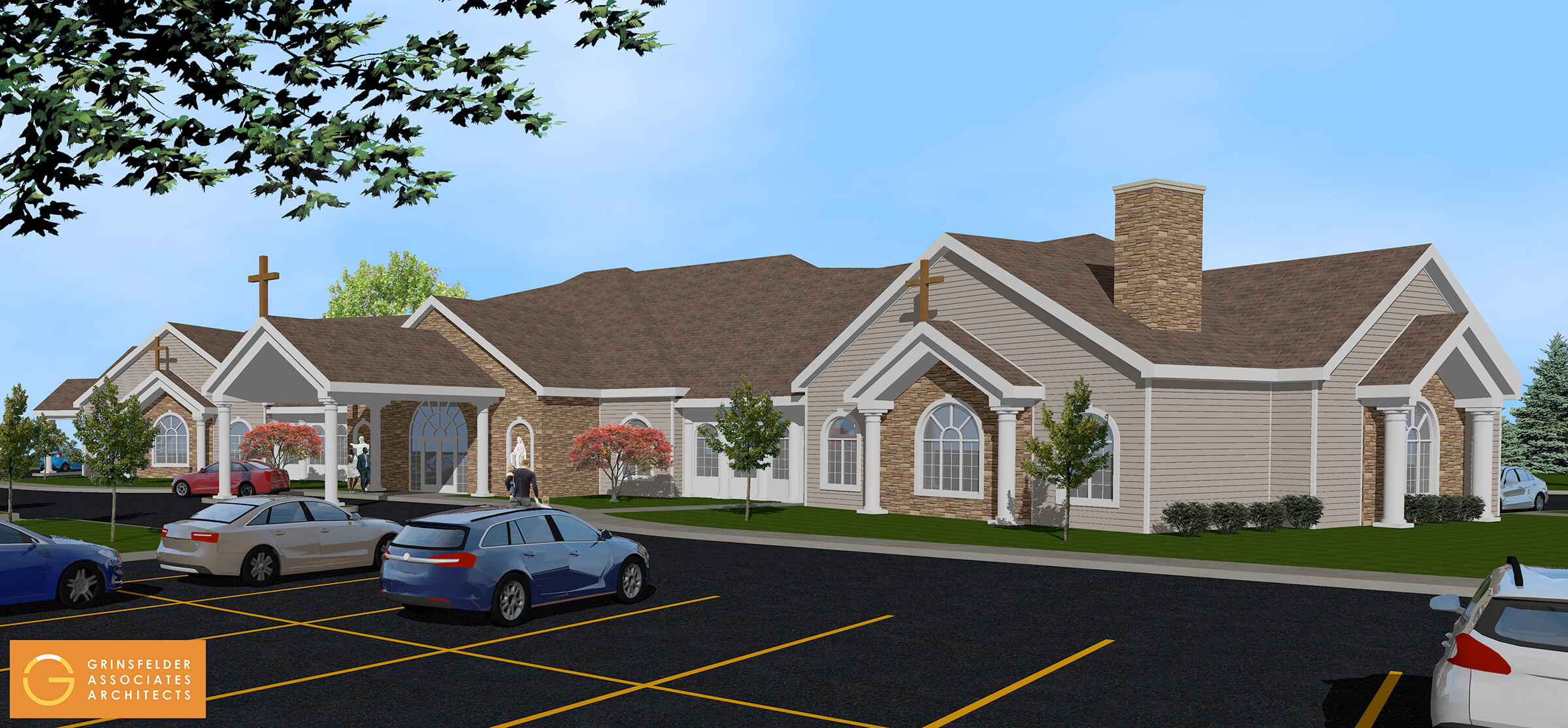 Catholic Cemetery announces plans for new funeral home Todays – Funeral Home Building Plans