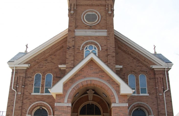 St. Michael the Archangel gives much, enjoys renovation