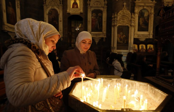 Patriarchs call for peace amid Christian persecution
