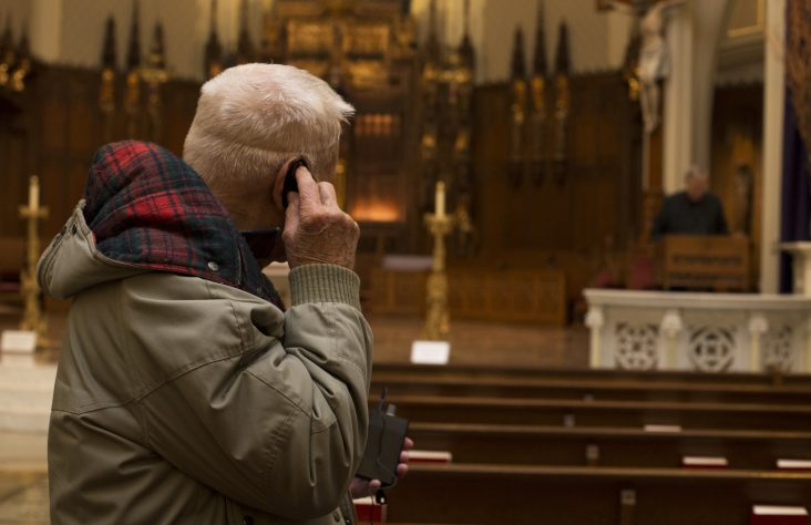 Parishes act to assist hard-of-hearing at Mass