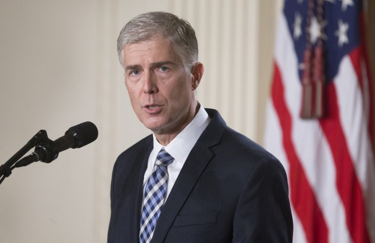 Judge Neil Gorsuch nominated to fill Supreme Court vacancy