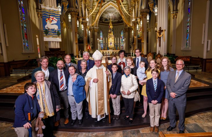 Jerome Lejeune Foundation receives Evangelium Vitae Medal