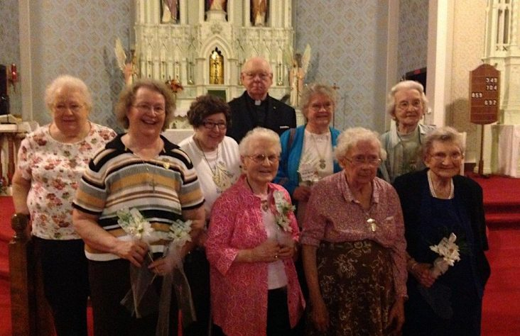 Widows of Prayer supports priests, church leaders