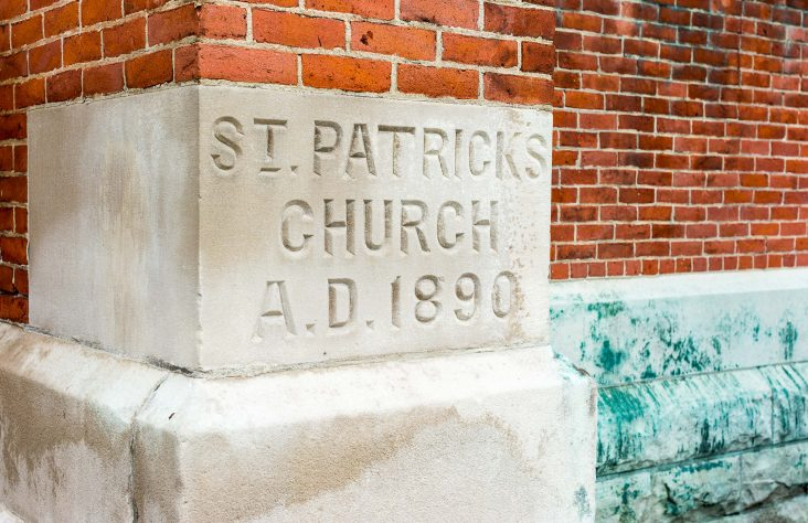 St. Patrick: The heart of Christ open to everyone