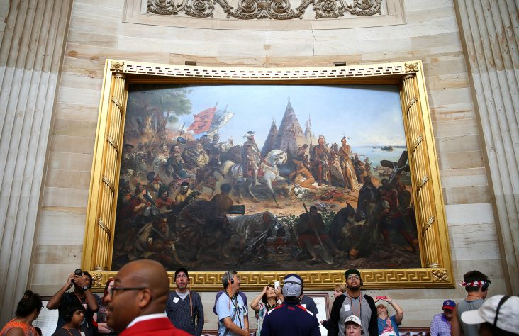 Images of faith preserved at Capitol attest to role of religion in U.S.