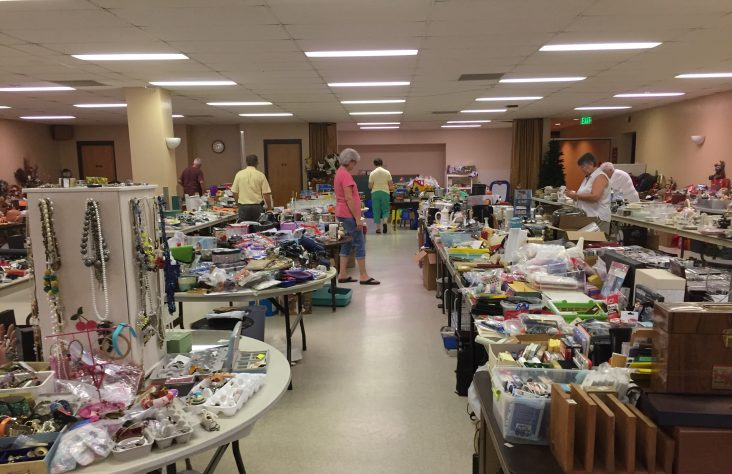 Decades-long rummage sale tradition continues