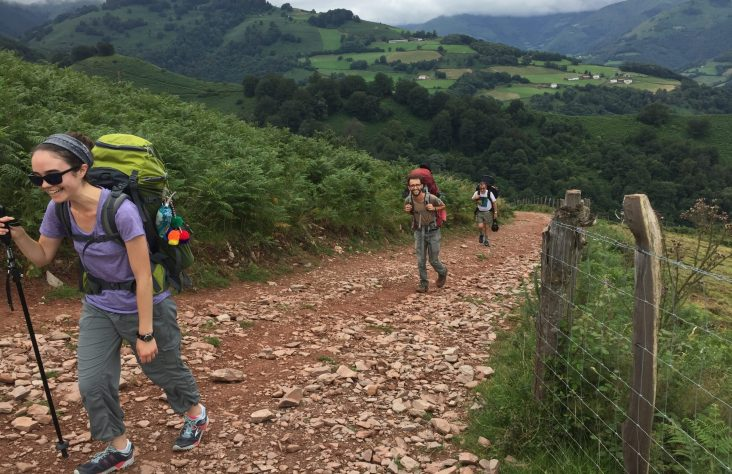 Living the Camino de Santiago experience