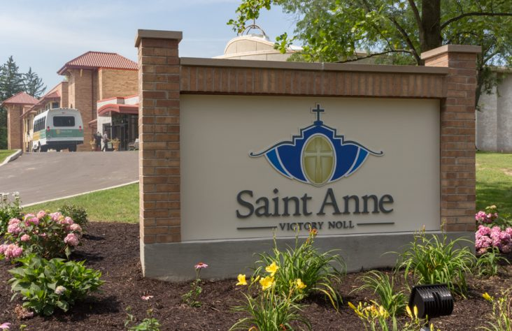 Saint Anne Victory Noll assisted living center open for business