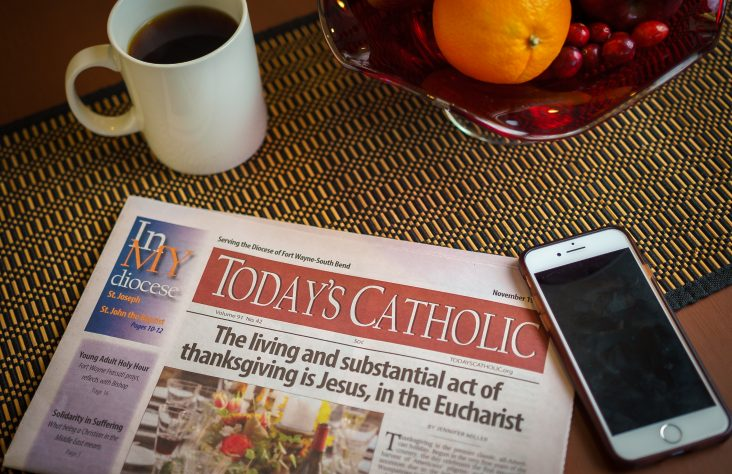 Navigating the faith news media —  Diocesan communications team shares tips for getting the news Catholics should know