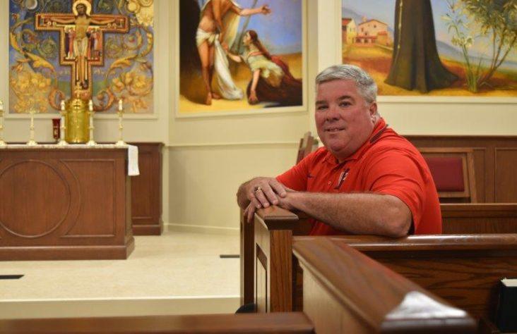 Jim Huth named Bishop Luers principal