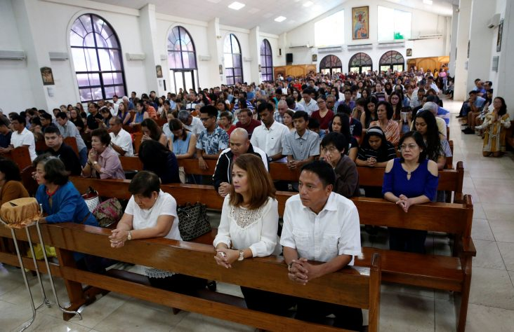 Catholics on Guam pray for peace amid threats by North Korea