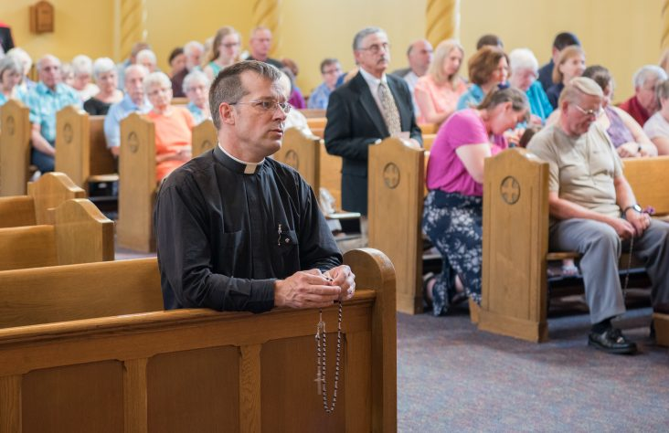 Bishop: 'Suffering can have meaning'