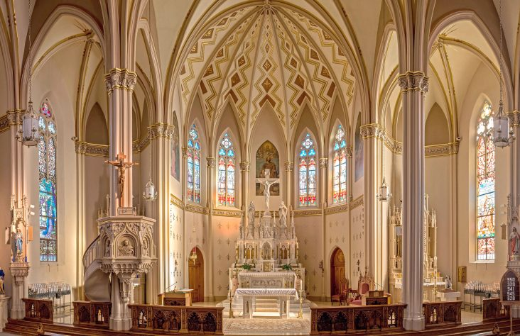 The oldest Mishawaka parish: St. Joseph