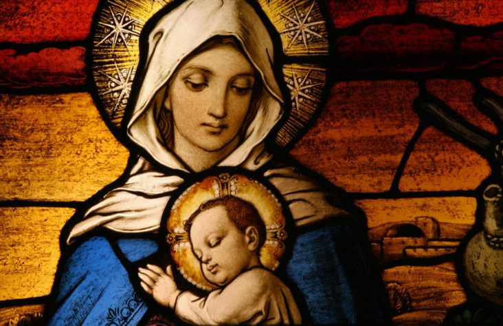 Celebrating Mary's role in our salvation