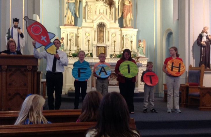 Around the Diocese: October 1, 2017