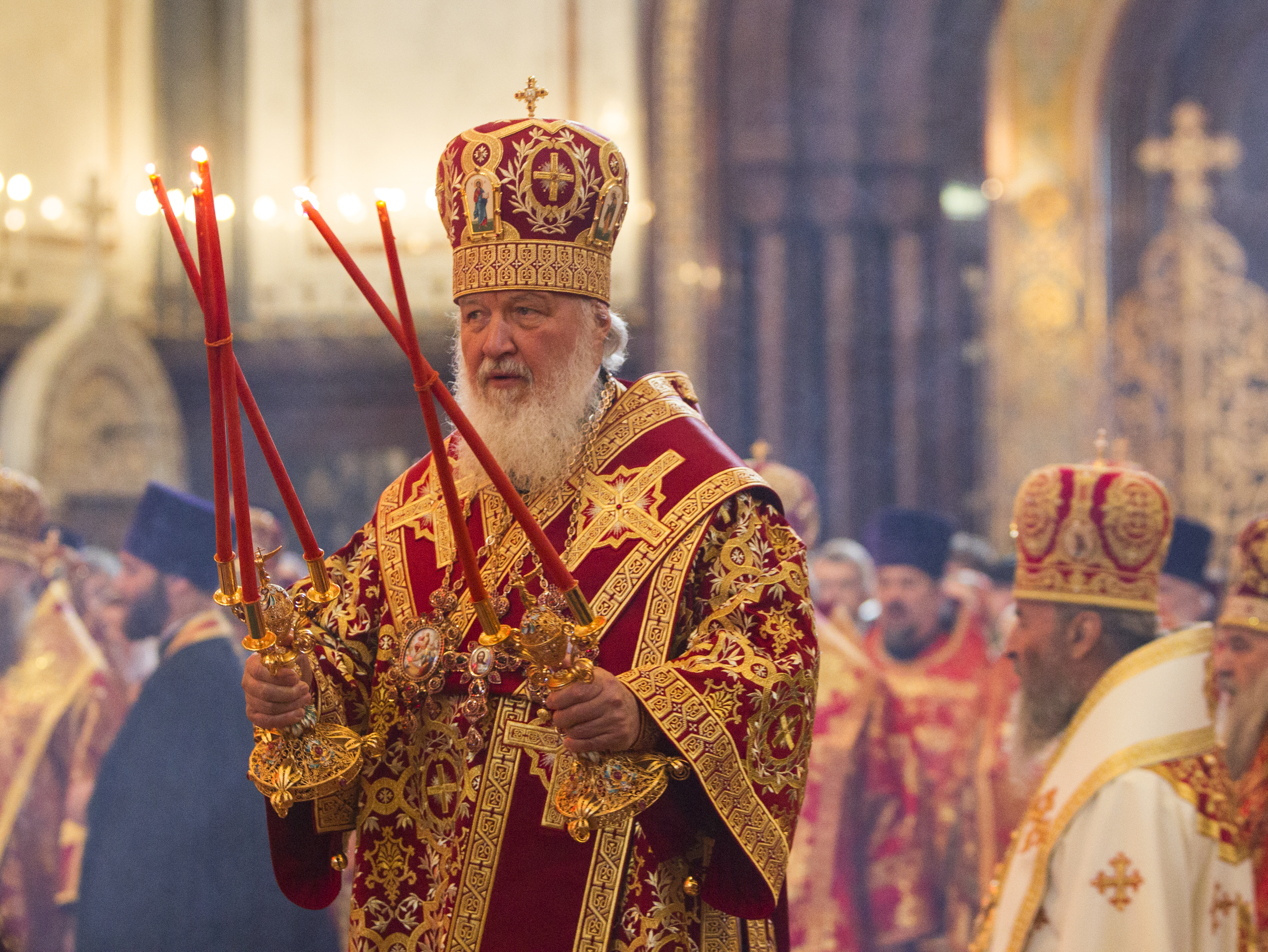 Of Anything Russian Patriarch