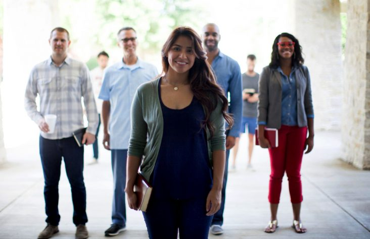 Don't wait for the young adult group to get involved in your parish