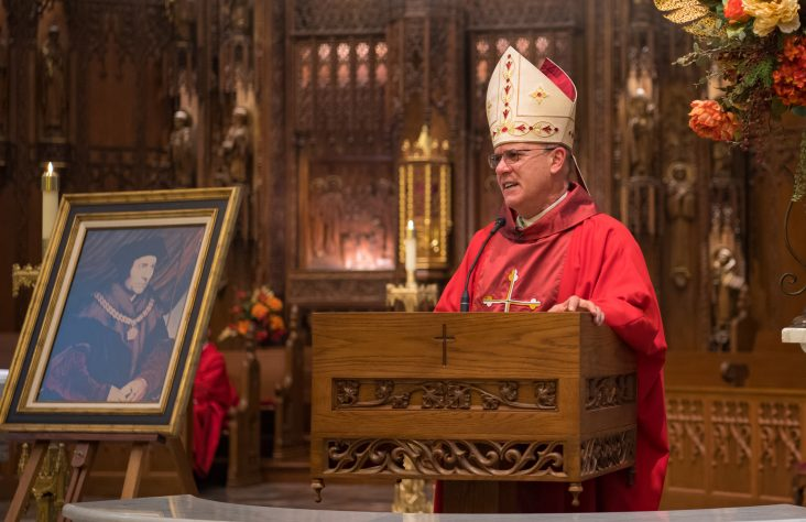 Red Mass invokes gifts of the Holy Spirit