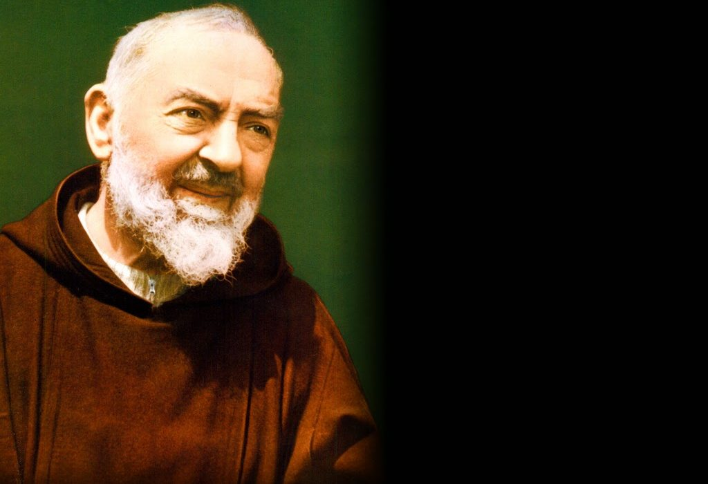 e940bbf6f4c Relics of St. Padre Pio coming to the Cathedral of the Immaculate  Conception - Today's Catholic