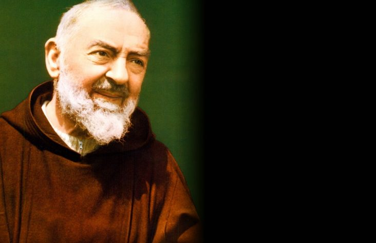 Relics of St. Padre Pio coming to the Cathedral of the Immaculate Conception