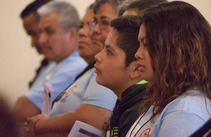 Latinos challenged to become missionary disciples at V Encuentro