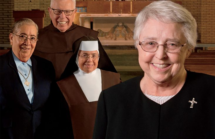 Collection to help aging sisters, brothers and priests in religious orders