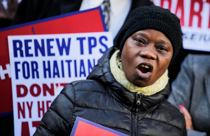 Church leaders decry plan to end TPS for Haitians