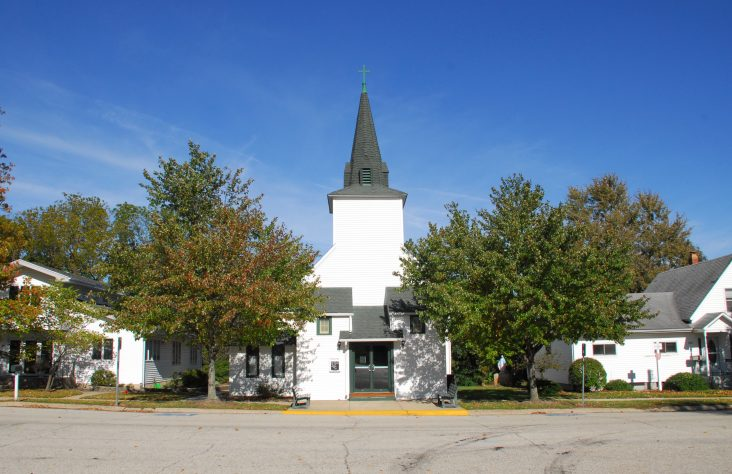 St. Patrick Parish, Walkerton, is excited about growth