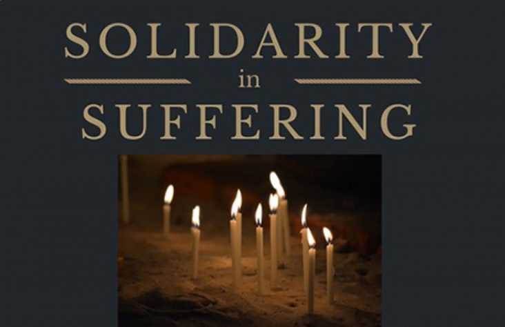 Prayer for solidarity in suffering