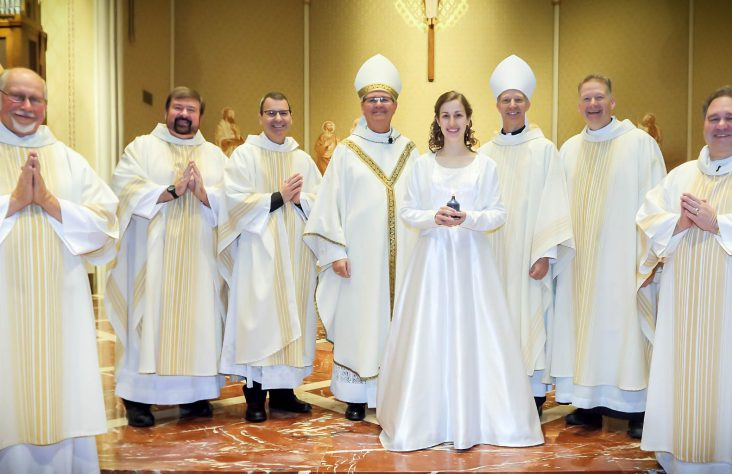 South Bend native dedicates herself as consecrated virgin