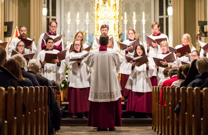 Lessons and Carols at Notre Dame